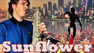 Sunflower |  Post Malone & Swae Lee  | Alto Saxophone Cover