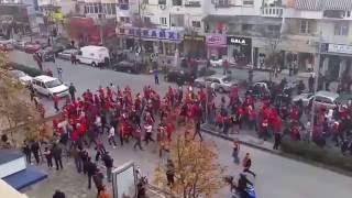 Albanian Ultras | Ultras Guerrils VS Tirona Fanatics