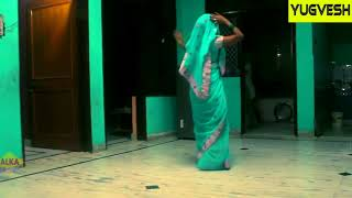 Hot bhabhi dance video   Village bhabhi dance video ⁄  haryanvi dance  video