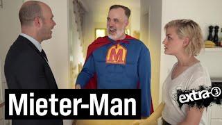 Mieterman - Der perfekte Mieter | extra 3 | NDR