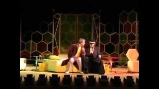 """Слишком женатый таксист-спект.Саратовский гос. """"Театр Русской Комедии""""-реж.В.Шибаров"""