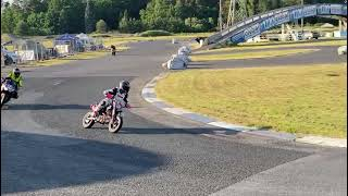 Фото First Time Pitbike On The Outdoor Track .. Tomorrow Gonna Be All Day On In