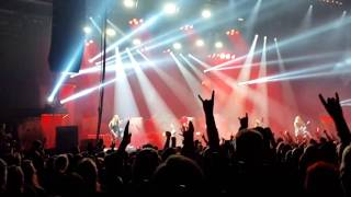 """Sabaton: """"Winged Hussars"""", live in Berlin, Velodrom am 15.03.2017 (the last tour 2017)"""