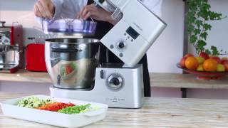 Receta para preparar terrina de verduras para 6 personas con Cooking Chef de Kenwood Thumbnail