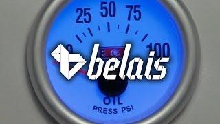 Указатель давления масла «KetGauge» 7704 (Ø52) — «Белайс»