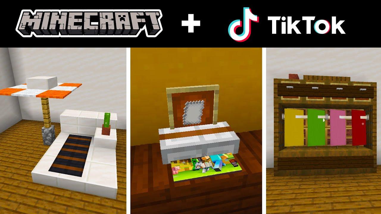 Minecraft Tik Tok Compilation 19