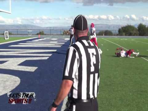 College of San Mateo VS CCSF Football (2016)