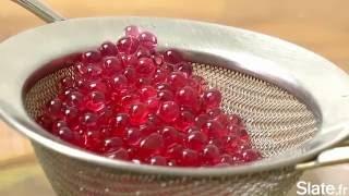 Video Le caviar de grenadine, la recette de cuisine moléculaire pour les nuls download MP3, 3GP, MP4, WEBM, AVI, FLV Juli 2018