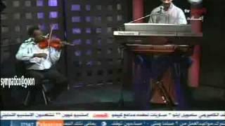 خالد محجوب - أرض الخير-  للفنان إبراهيم الكاشف