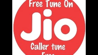 Jio Caller tune free| How to set free caller tune on Jio sim