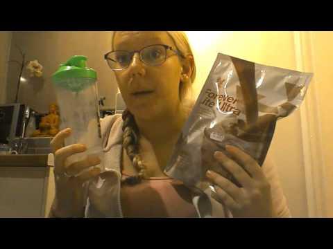 Aloe Vera Weight Loss Diary Day 1