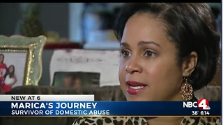 Domestic Violence Survivor says she was Battered, but not Broken