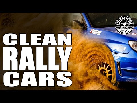 How To Clean Filthy Dirty Cars - Chemical Guys Subaru WRX