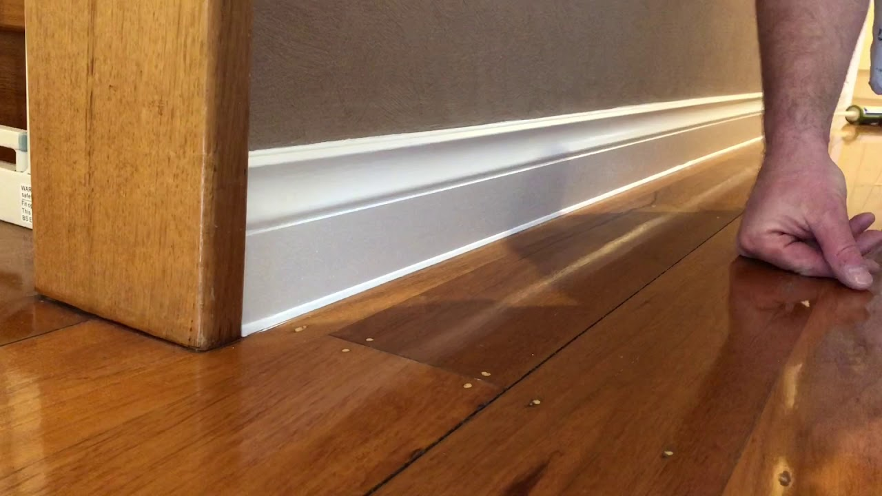 Caulking Floor To Skirting Boards You, Laminate Flooring Caulk