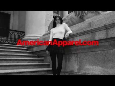 The Tennis Skirt – American Apparel