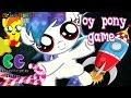 Joy Pony Episode 14: Space Little DJ Pon 3. Pony Caring game!