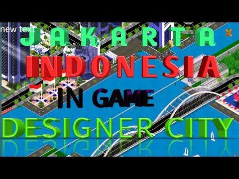 "Game designer city ""jakarta indonesia"""