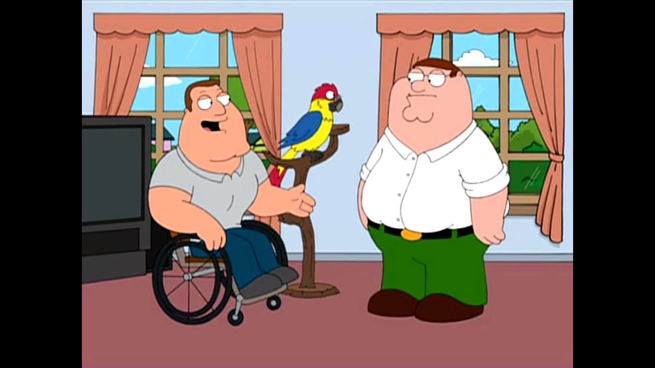 Family Guy Gucken