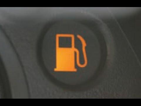 Ремонт датчика лампочки низкого уровня топлива Chevrolet Aveo .