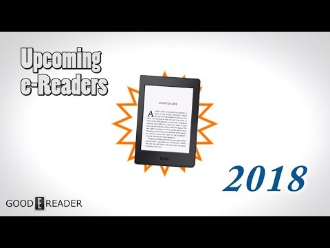 Best New e-Readers of 2018