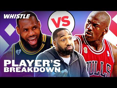 Why LEBRON Is The Goat, NOT Michael Jordan! | Gilbert Arenas Breakdown
