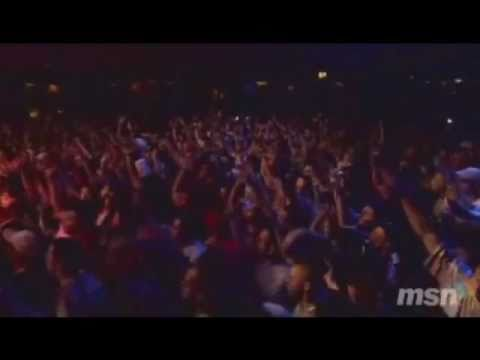 Ridin Dirty @ HOB Chicago - Bone Thugs N Harmony (MSN Live)