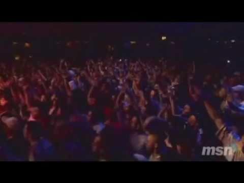 Ridin Dirty @ HOB Chicago - Bone Thugs N Harmony (MSN Live)