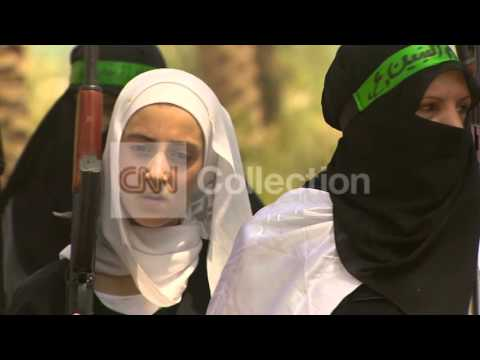 IRAQ'S WOMEN FIGHTERS