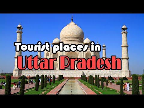 Tourist places in Uttar Pradesh (India)