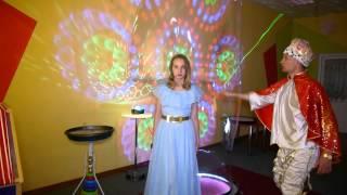 видео Шоу мыльных пузырей в Киеве