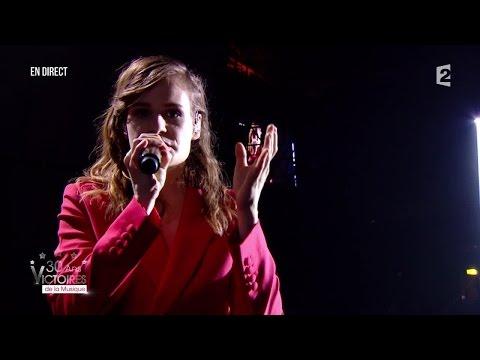 Christine & The Queens – « Saint Claude » Victoires de la Musique 2015