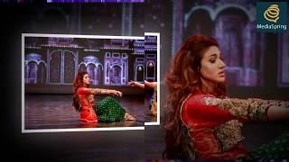 Sana Fakhar Dance Performance at IPPA 2018