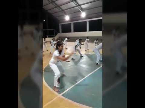 Graduado Índio Capoeira Raízes de Rondônia.
