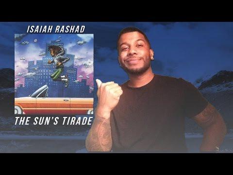 Isaiah Rashad - The Sun's Tirade (Reaction/Review) #Meamda