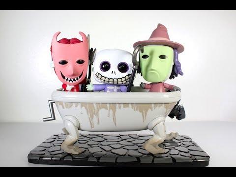 Funko VYNL ~ JACK /& SALLY VINYL FIGURE SET ~ Nightmare Before Christmas NBX