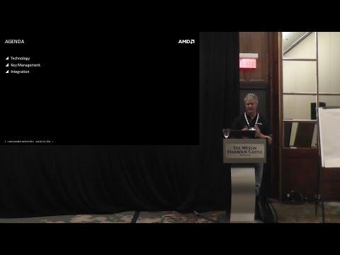 [2016] AMD's Virtualization Memory Encryption Technology by Thomas Lendacky