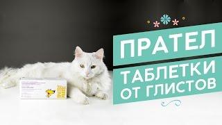 Прател | Pratel Таблетки от глистов для собак и кошек