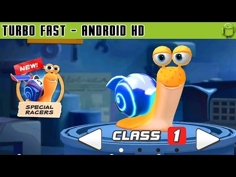 Turbo FAST - Gameplay Android HD / HQ Audio (Android Games HD)