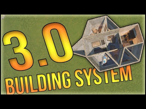 RUST BUILDING 3.0 SOLO/DUO/TRIO BASE DESIGN! (NEW UPDATE!)