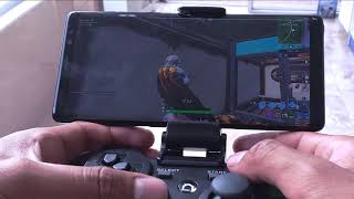 GamePad Commande pour les jeux de téléphone FORTNITE (FORTNITE) FEU GRATUIT PUBGE (EN anglais)