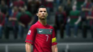 Untitled Cristiano Ronaldo Project - trailer (PES 2010)