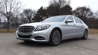 2016 Mercedes Maybach S600 Daily Driver