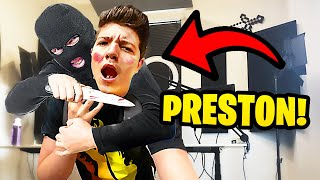7 YouTubers That GOT ROBBED! (PrestonPlayz, DanTDM, Jelly, Roman Atwood)