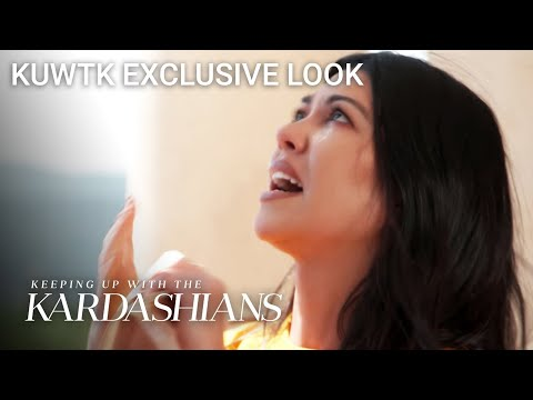Teary Kourtney Kardashian Analyzes Her Life As Birthday Looms | KUWTK Exclusive Look | E!