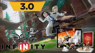 Disney Infinity 3.0 Star Wars Trailer & Starter Pack Analysis
