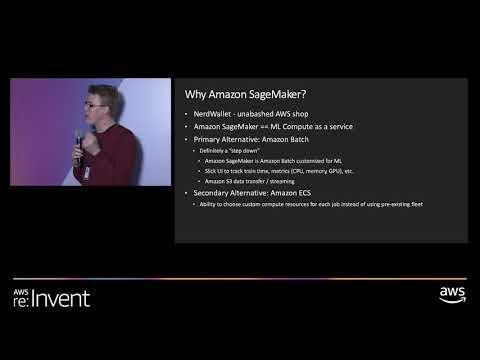 How Amazon SageMaker Helped NerdWallet Build an Ml Platform