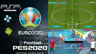 PES PSP | DLC UEFA EURO 2020