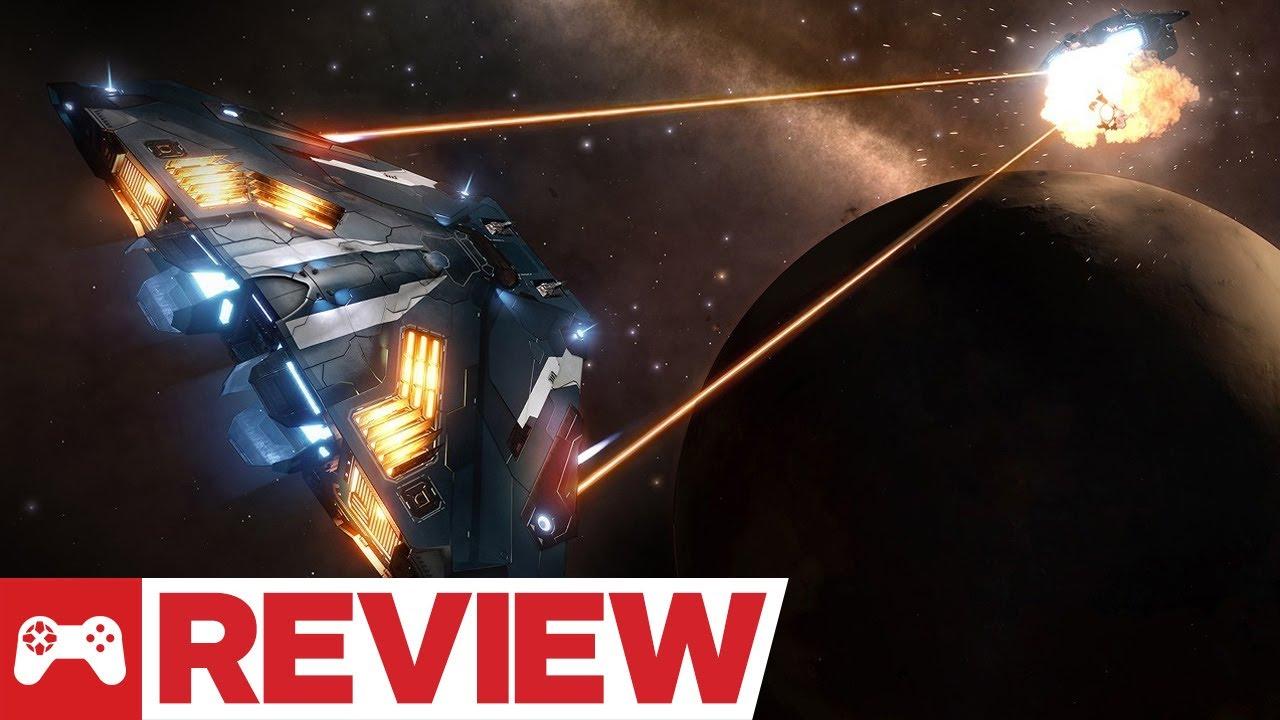 Elite Dangerous PlayStation 4 Review