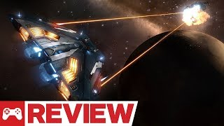 Elite Dangerous PlayStation 4 Review