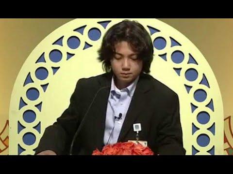 Remaja Muda Tampan Berambut Panjang Ini Juara Tahfidz Quran Di Dubai 2015 - Siapakah Dia?